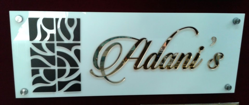 sanghvi arts designer name plate makers - Name Plate Designs For Home