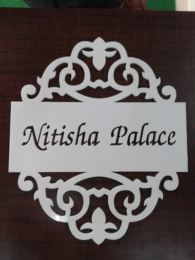 Designer Name Plate Makers In Thane West Sanghvi Arts Call Us Now Tel 91 9892979374